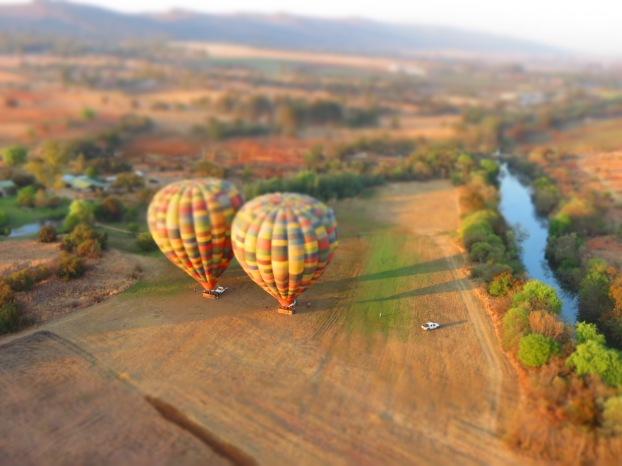 Passeio de Balão próximo a Joanesburg