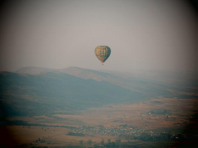 Voo de Balão em Magaliesburg