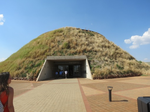 Maropeng Visitor Centre