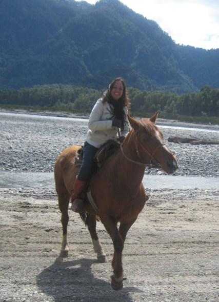 Passeio a Cavalo na Cordilheira dos Andes em Peulla