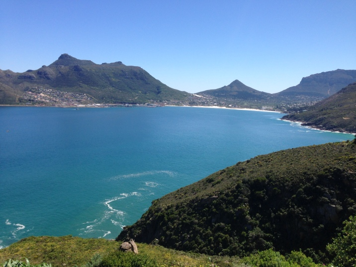 Hout Bay Chapman's Peak Drive Cidade do Cabo