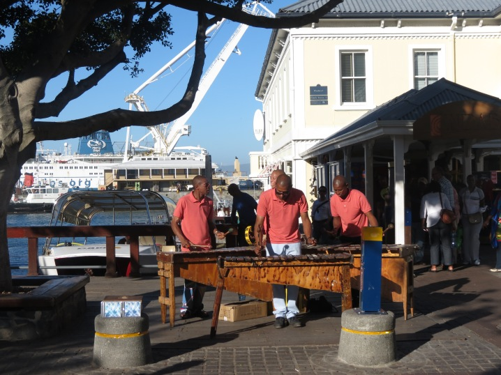 V&A Waterfront música