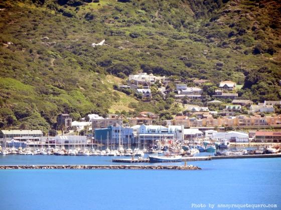 Hout Bay em Cape Town