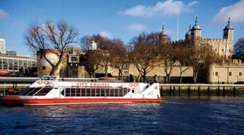 Thames River Cruise atrações e passeios em londres