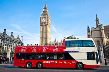 city tour de Londres