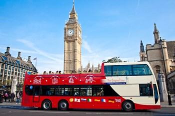 city tour de Londres
