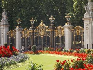 um dia em Londres Parques Reais