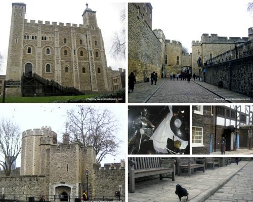 Torre de Londres Atrações e Passeios em Londres