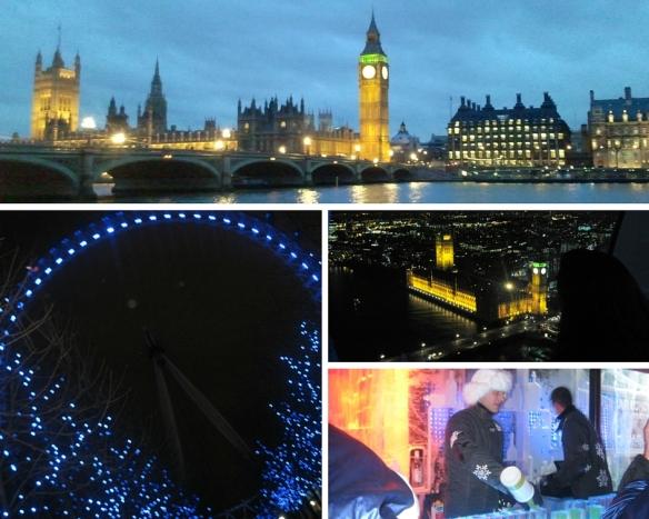 O que fazer em Londres a Noite