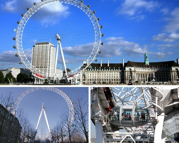 Roda Gigante London Eye