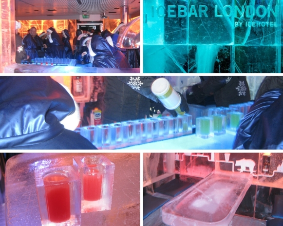 Ice Bar de Londres