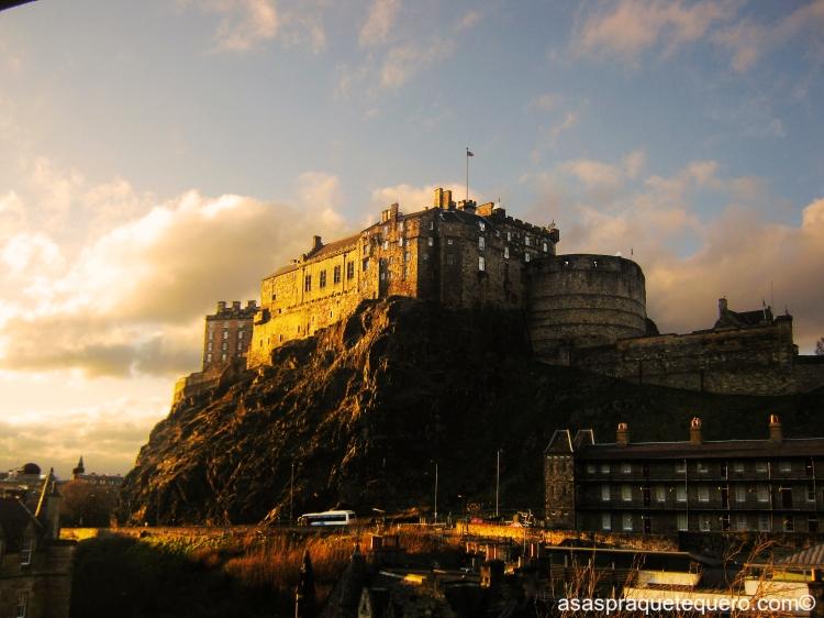 Edimburgo mal assombrada macabra