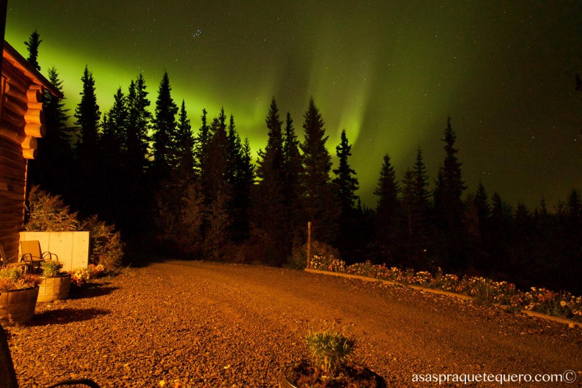Guia para ver a Aurora Boreal em Fairbanks no Alaska